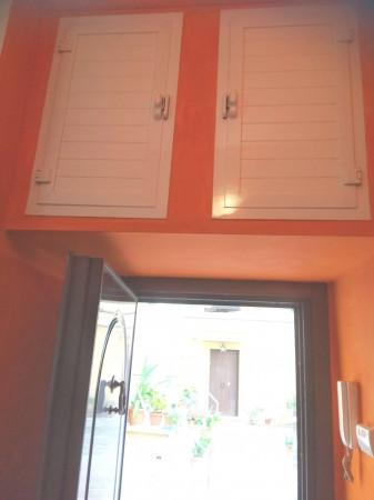 Appartamento in vendita a Roma, Arredato, con giardino, 30 mq - Foto 7