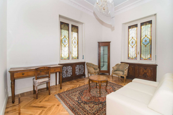 Appartamento in affitto a Torino, Arredato, con giardino, 70 mq