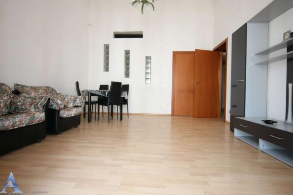 Appartamento in vendita a Taranto, Tre Carrare - Battisti, Arredato, 54 mq - Foto 12