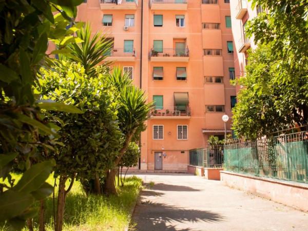 Appartamento in vendita a Roma, Tuscolana, Arredato, con giardino, 115 mq - Foto 3