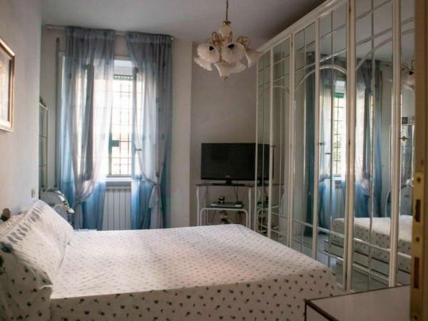 Appartamento in vendita a Roma, Tuscolana, Arredato, con giardino, 115 mq - Foto 12
