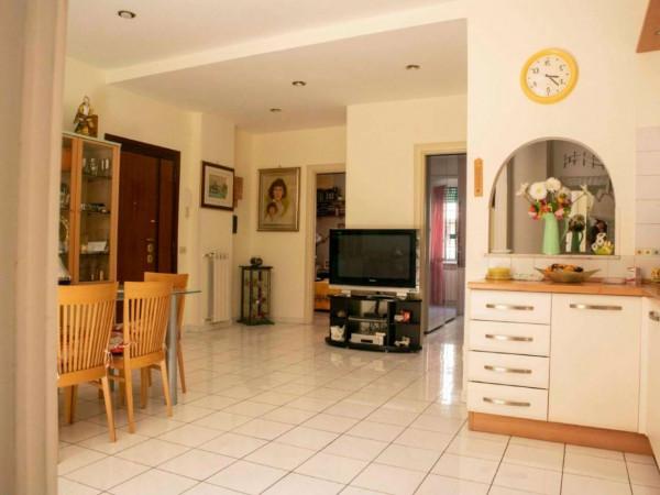 Appartamento in vendita a Roma, Tuscolana, Arredato, con giardino, 115 mq - Foto 15