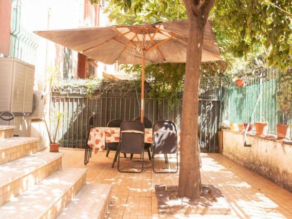 Appartamento in vendita a Roma, Tuscolana, Arredato, con giardino, 115 mq - Foto 6