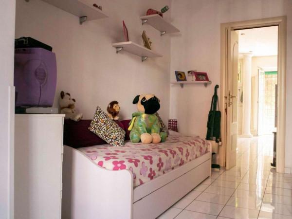 Appartamento in vendita a Roma, Tuscolana, Arredato, con giardino, 115 mq - Foto 11