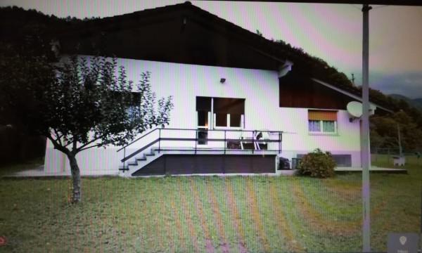 Villetta a schiera in vendita a Montoggio, Marconi, Con giardino, 200 mq