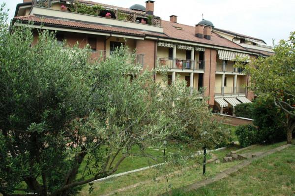 Appartamento in vendita a Alpignano, Colgiansesco, Arredato, con giardino, 65 mq