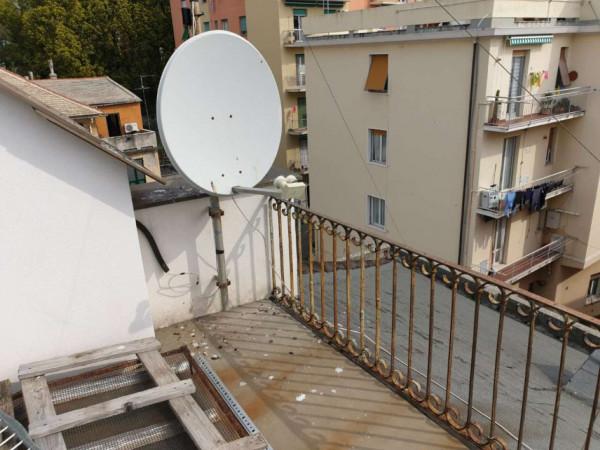 Appartamento in vendita a Genova, Fronte Mare, 40 mq - Foto 4