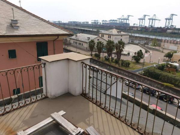 Appartamento in vendita a Genova, Fronte Mare, 40 mq - Foto 5