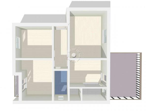 Appartamento in affitto a Firenze, Arredato, 96 mq - Foto 2