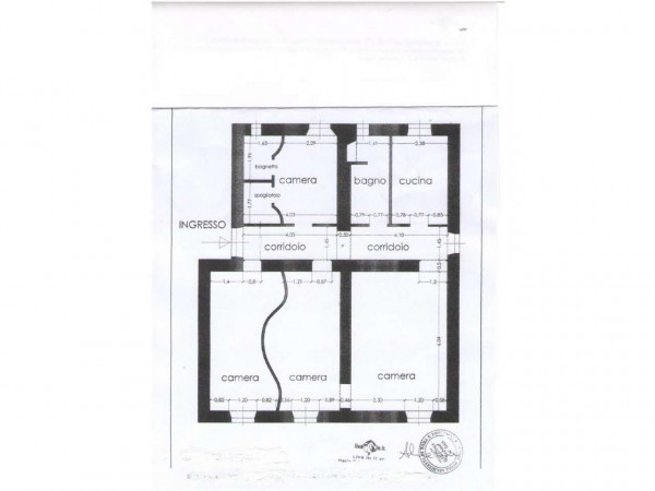 Appartamento in vendita a Roma, Trastevere, 134 mq - Foto 2