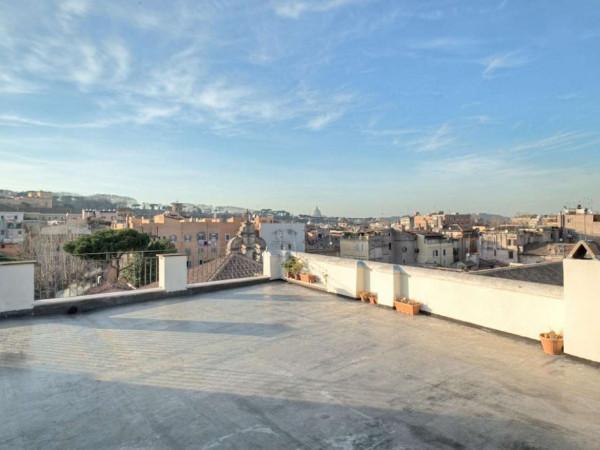 Appartamento in vendita a Roma, Trastevere, 134 mq - Foto 11