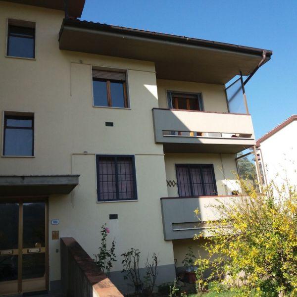 Appartamento in vendita a Vaglia, Con giardino, 90 mq