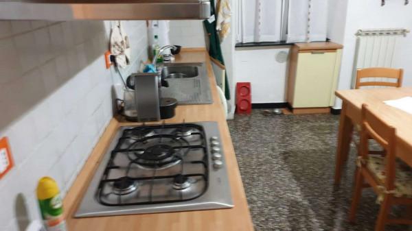 Appartamento in vendita a Genova, Adiacenze Via Casata Centuriona, 110 mq - Foto 37
