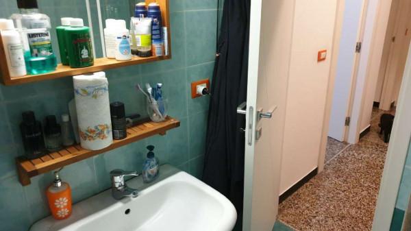 Appartamento in vendita a Genova, Adiacenze Via Casata Centuriona, 110 mq - Foto 26