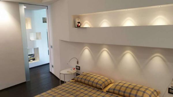 Appartamento in vendita a Genova, Adiacenze Parchi Di Nervi E Passeggiata A Mare, Arredato, con giardino, 86 mq - Foto 44