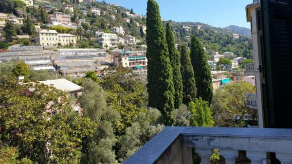 Appartamento in vendita a Genova, Adiacenze Parchi Di Nervi E Passeggiata A Mare, Arredato, con giardino, 86 mq - Foto 14