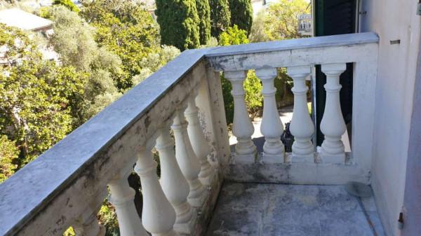 Appartamento in vendita a Genova, Adiacenze Parchi Di Nervi E Passeggiata A Mare, Arredato, con giardino, 86 mq - Foto 15