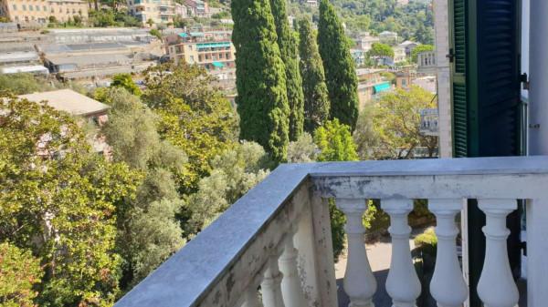 Appartamento in vendita a Genova, Adiacenze Parchi Di Nervi E Passeggiata A Mare, Arredato, con giardino, 86 mq - Foto 39