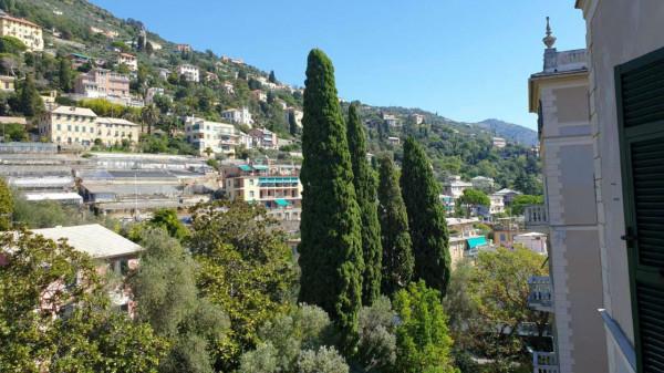 Appartamento in vendita a Genova, Adiacenze Parchi Di Nervi E Passeggiata A Mare, Arredato, con giardino, 86 mq - Foto 34