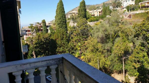 Appartamento in vendita a Genova, Adiacenze Parchi Di Nervi E Passeggiata A Mare, Arredato, con giardino, 86 mq - Foto 38
