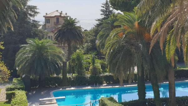 Appartamento in vendita a Genova, Adiacenze Parchi Di Nervi E Passeggiata A Mare, Arredato, con giardino, 86 mq - Foto 11