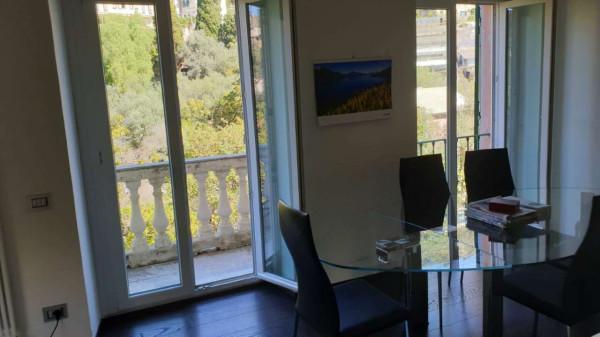 Appartamento in vendita a Genova, Adiacenze Parchi Di Nervi E Passeggiata A Mare, Arredato, con giardino, 86 mq - Foto 32