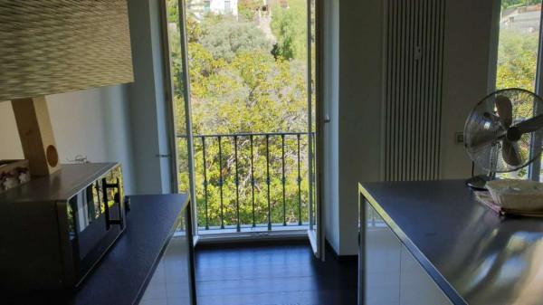 Appartamento in vendita a Genova, Adiacenze Parchi Di Nervi E Passeggiata A Mare, Arredato, con giardino, 86 mq - Foto 28