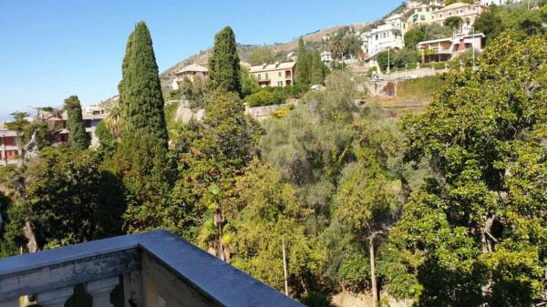 Appartamento in vendita a Genova, Adiacenze Parchi Di Nervi E Passeggiata A Mare, Arredato, con giardino, 86 mq - Foto 13