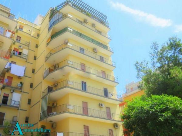 Appartamento in vendita a Taranto, Rione Italia, Montegranaro, 111 mq - Foto 3