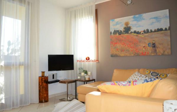 Appartamento in vendita a Forlì, Villarovere, Con giardino, 100 mq