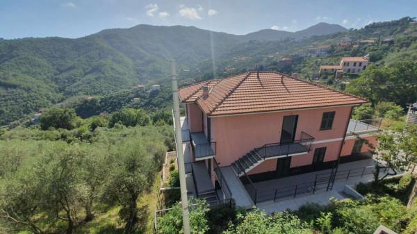 Appartamento in vendita a Leivi, Prima Collina, Con giardino, 69 mq