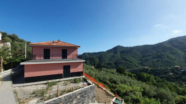 Appartamento in vendita a Leivi, Prima Collina, Con giardino, 69 mq - Foto 14