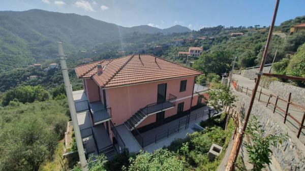 Appartamento in vendita a Leivi, Prima Collina, Con giardino, 69 mq - Foto 15
