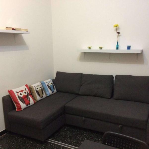 Appartamento in affitto a Genova, Adiacenze Monoblocco San Martino, Arredato, 55 mq