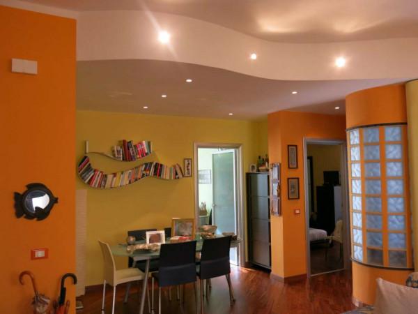 Appartamento in vendita a Genova, Adiacenze Monoblocco San Martino, 90 mq - Foto 27