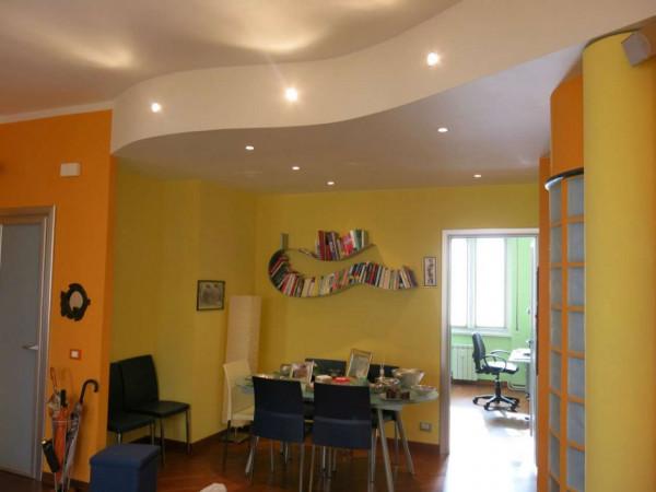 Appartamento in vendita a Genova, Adiacenze Monoblocco San Martino, 90 mq - Foto 28