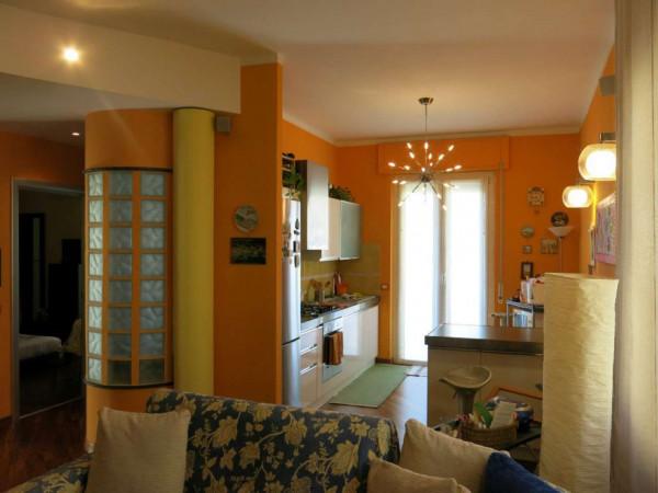 Appartamento in vendita a Genova, Adiacenze Monoblocco San Martino, 90 mq - Foto 25