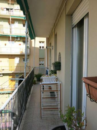Appartamento in vendita a Genova, Adiacenze Monoblocco San Martino, 90 mq - Foto 3