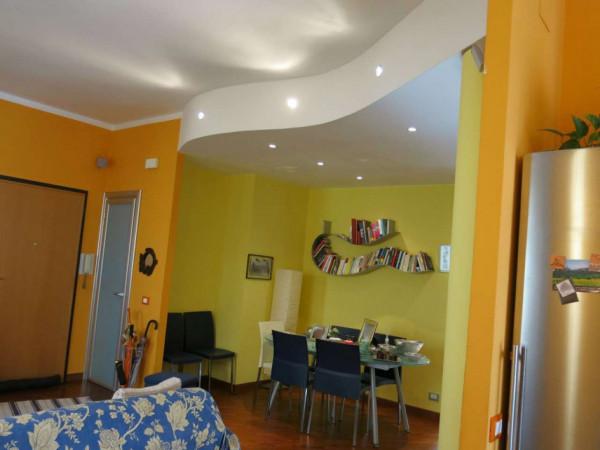 Appartamento in vendita a Genova, Adiacenze Monoblocco San Martino, 90 mq - Foto 29