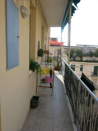 Appartamento in vendita a Genova, Adiacenze Monoblocco San Martino, 90 mq - Foto 13