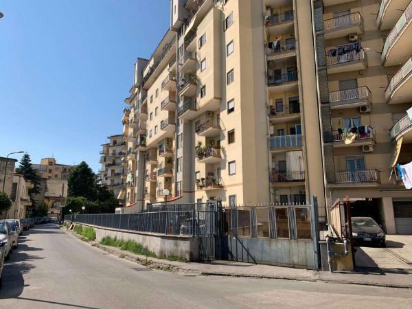 Appartamento in affitto a Marigliano, Via Liberta', 170 mq