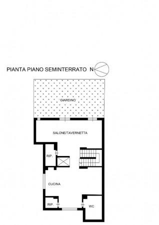 Villa in vendita a Sant'Anastasia, Con giardino, 260 mq - Foto 4