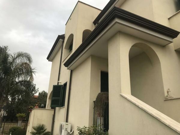 Villa in vendita a Sant'Anastasia, Con giardino, 260 mq - Foto 34
