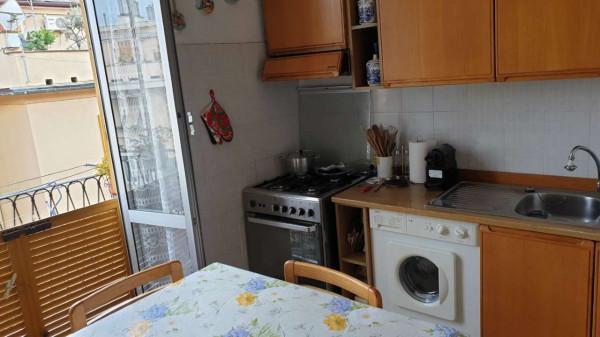 Appartamento in vendita a Genova, Adiacenze Piazza Martinez, Con giardino, 85 mq - Foto 42