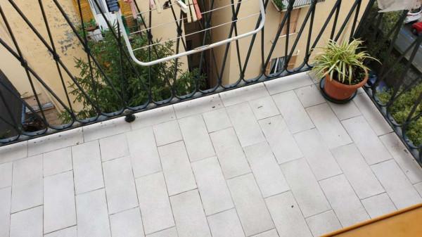 Appartamento in vendita a Genova, Adiacenze Piazza Martinez, Con giardino, 85 mq - Foto 30