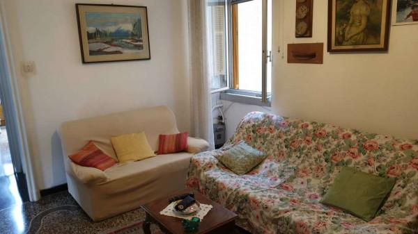 Appartamento in vendita a Genova, Adiacenze Piazza Martinez, Con giardino, 85 mq - Foto 44