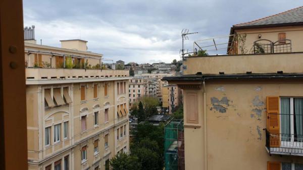 Appartamento in vendita a Genova, Adiacenze Piazza Martinez, Con giardino, 85 mq - Foto 2