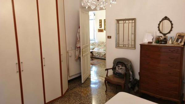 Appartamento in vendita a Genova, Adiacenze Piazza Martinez, Con giardino, 85 mq - Foto 16