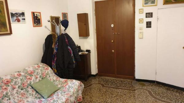 Appartamento in vendita a Genova, Adiacenze Piazza Martinez, Con giardino, 85 mq - Foto 45