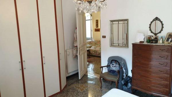 Appartamento in vendita a Genova, Adiacenze Piazza Martinez, Con giardino, 85 mq - Foto 17